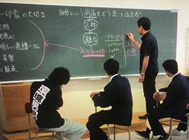 若年者就職支援業務 (大学・専門学校・高等学校出張セミナーなど)の説明・イメージ写真